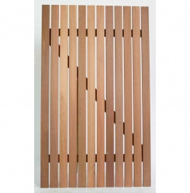 Jarrah Pool Gate Flat Top