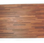 Pre-finished Jarrah Glulam Panels 1800x600x26mm
